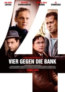 Vier Gegen Die Bank Imdb