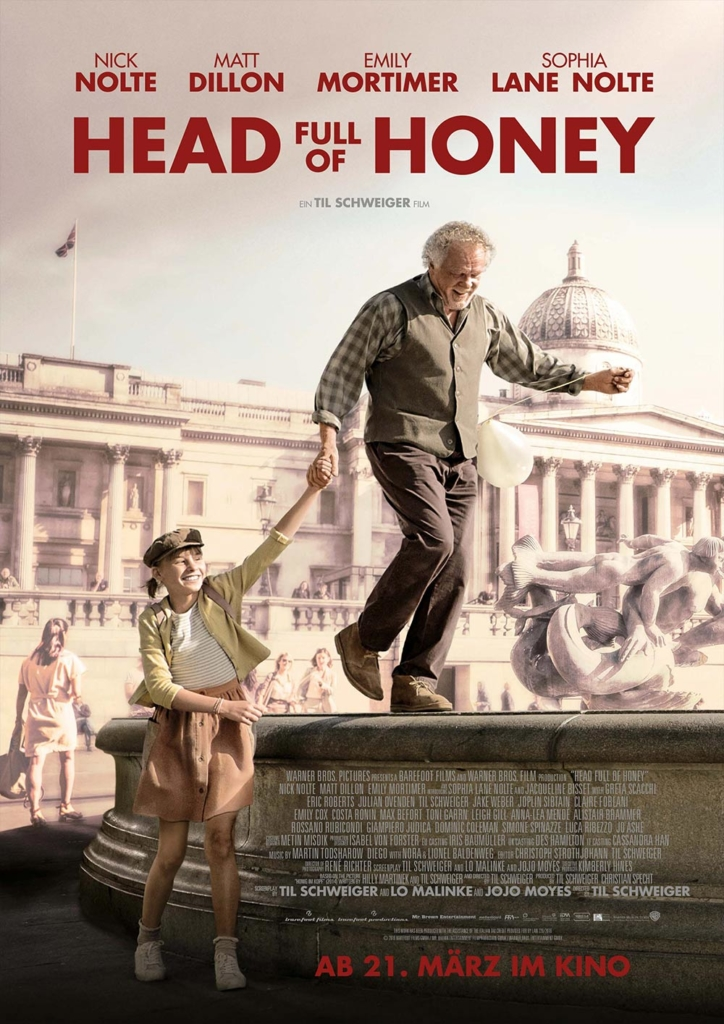 Head Full Of Honey - Artwork - Key Visual - Poster