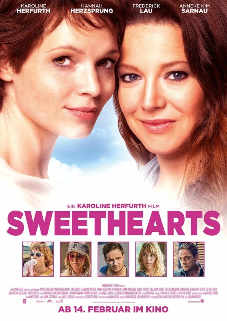 Sweethearts - Artwork - Key Visual - Poster