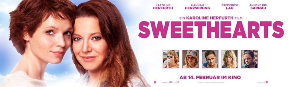 Sweethearts - Artwork - Key Visual - Billboard