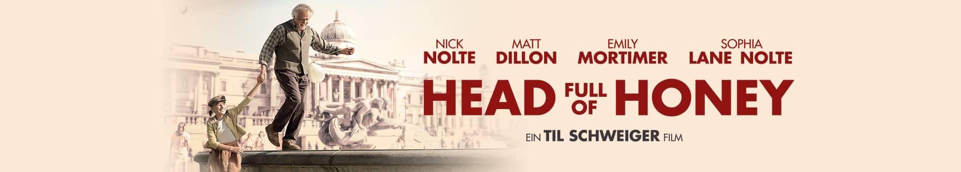 Head Full Of Honey - Artwork - Key Visual - Header