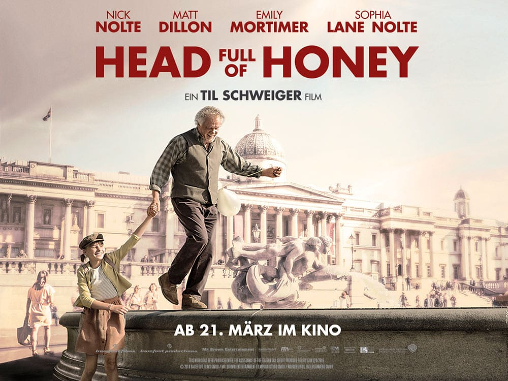 Head Full Of Honey - Artwork - Key Visual - Quad