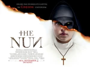 The Nun - Artwork - Key Visual - Adaption - Quad
