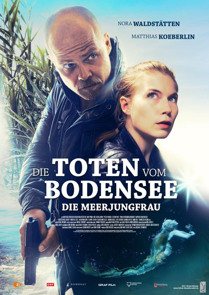 Die Toten vom Bodensee: Die Meerjungfrau - Artwork - Key Visual - Poster
