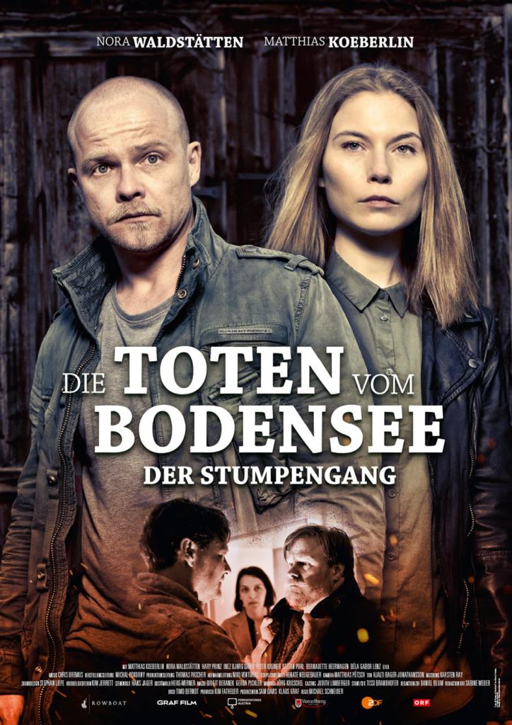 Die Toten vom Bodensee: Der Stumpengang - Artwork - Key Visual - Poster
