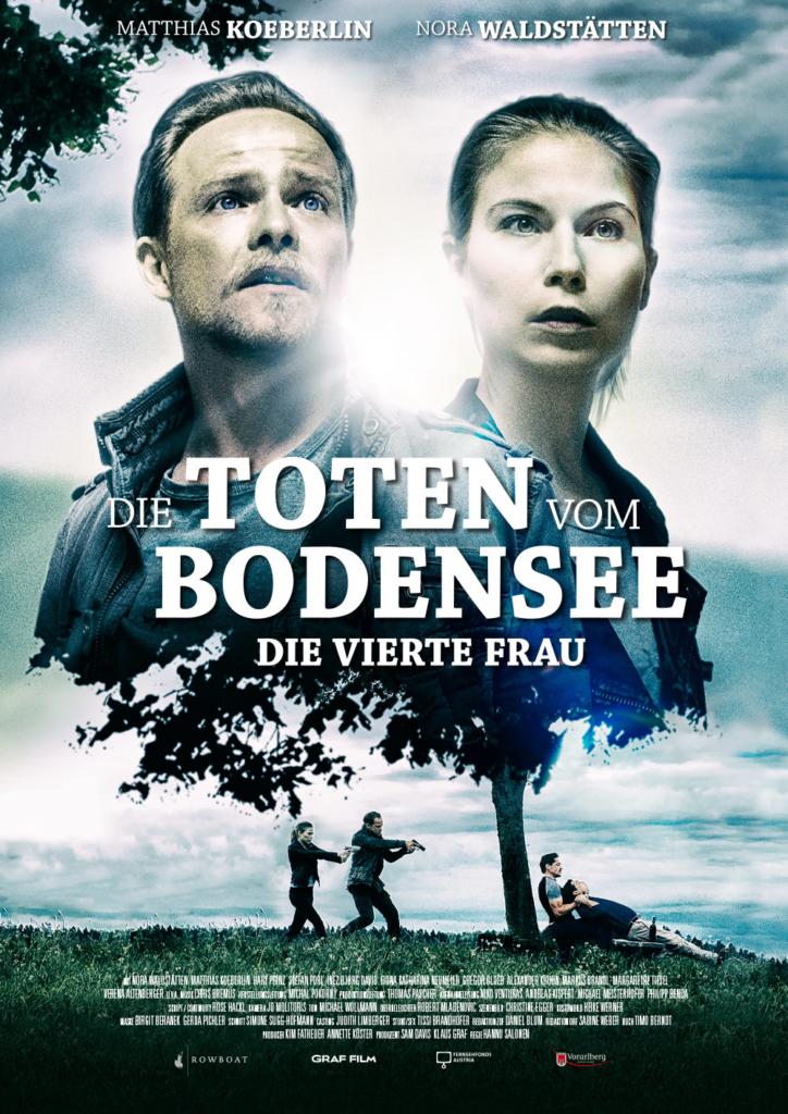 Die Toten vom Bodensee: Die vierte Frau - Artwork - Key Visual - Poster