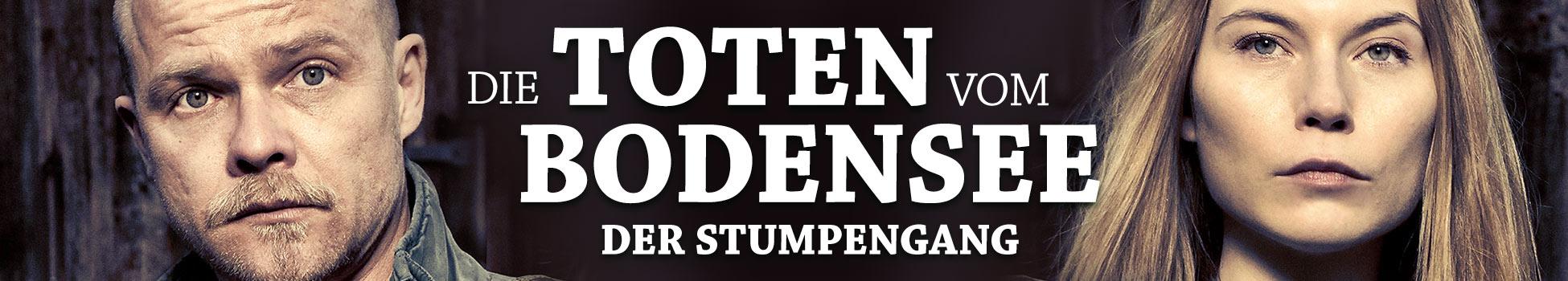 Die Toten vom Bodensee: Der Stumpengang - Artwork - Key Visual - Header