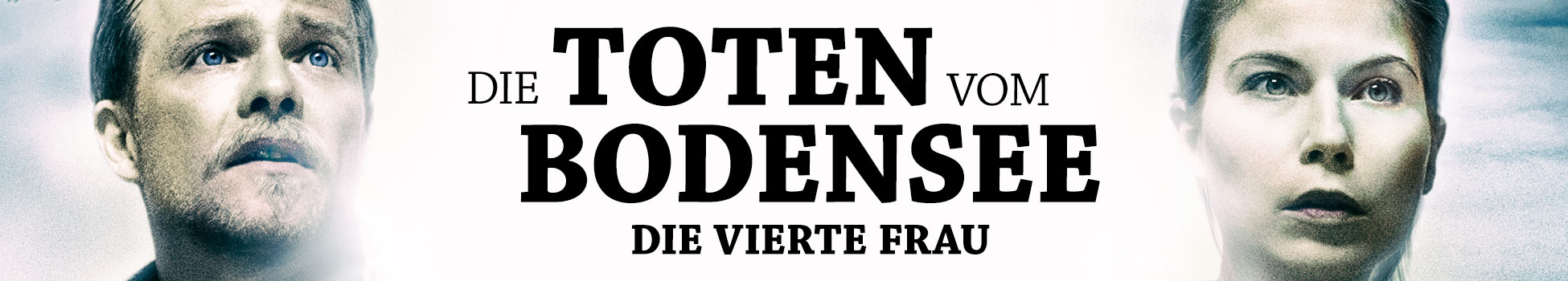 Die Toten vom Bodensee: Die vierte Frau - Artwork - Key Visual - Header