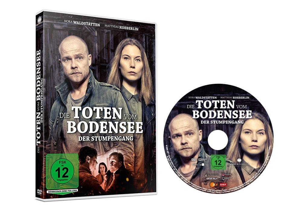 Die Toten vom Bodensee: Der Stumpengang - Artwork - Home Video - Packaging