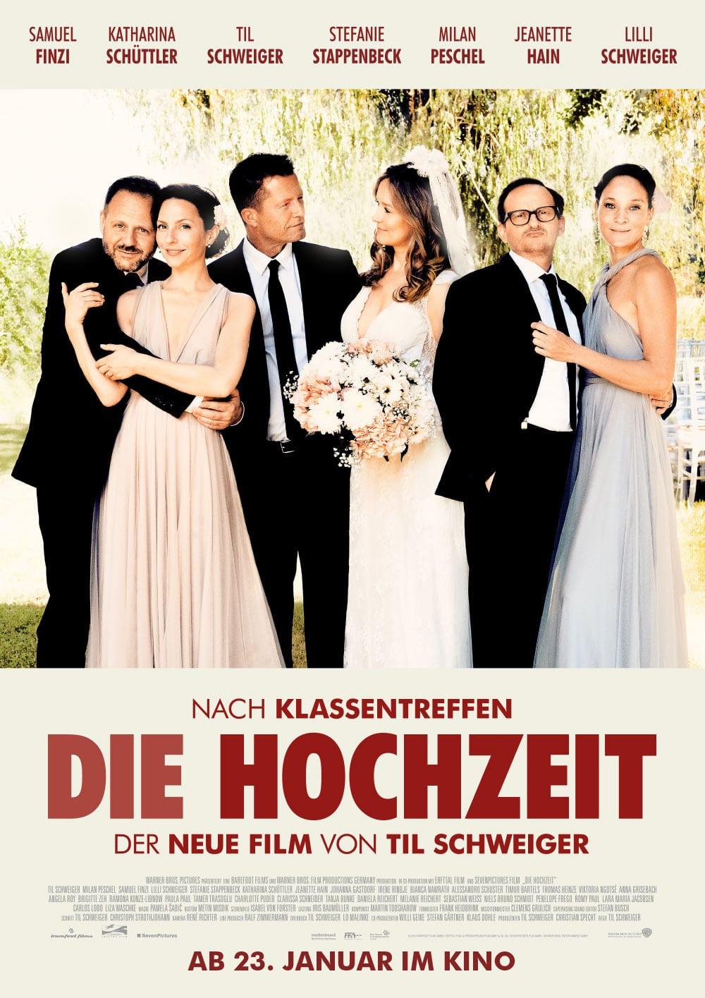 Die Hochzeit - Artwork - Key Visual - Poster