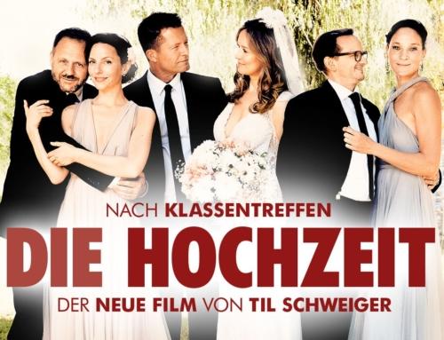 """Til Schweigers """"Die Hochzeit"""" feiert Premiere und Kinostart"""