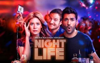 Nightlife Film - Kinostart & Premiere mit Elyas M'Barek, Palina Rojinski & Frederick Lau