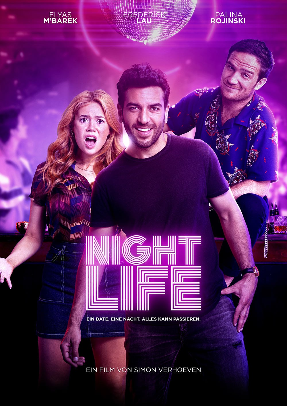 Nightlife Film - Alternative Artwork - Key Visual - 2