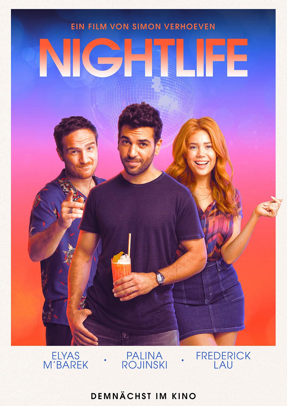Nightlife Film - Alternative Artwork - Key Visual - 3