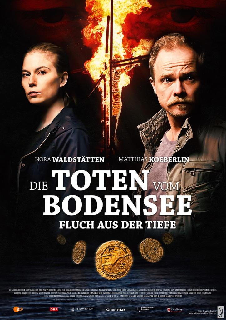 Die Toten vom Bodensee: Fluch aus der Tiefe - Artwork - Key Visual - Poster