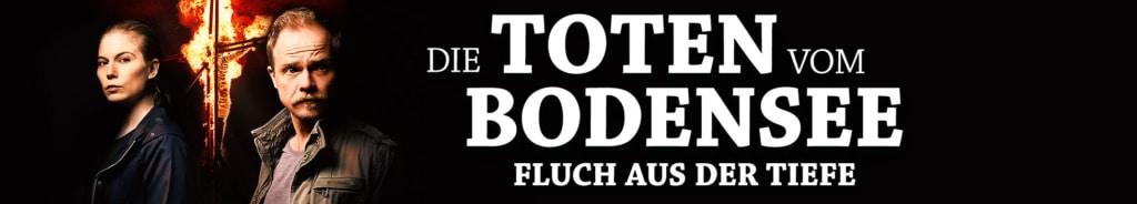 Die Toten vom Bodensee: Fluch aus der Tiefe - Artwork - Key Visual - Header