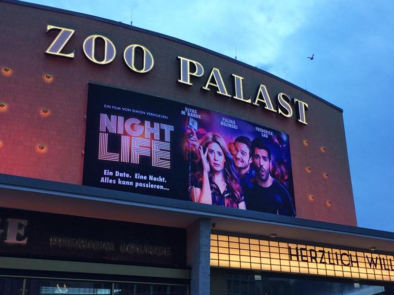 Nightlife Film - Artwork - Key Visual - Billboard Adaption