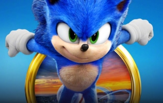 Sonic Film - Sonic The Hedgehog Movie