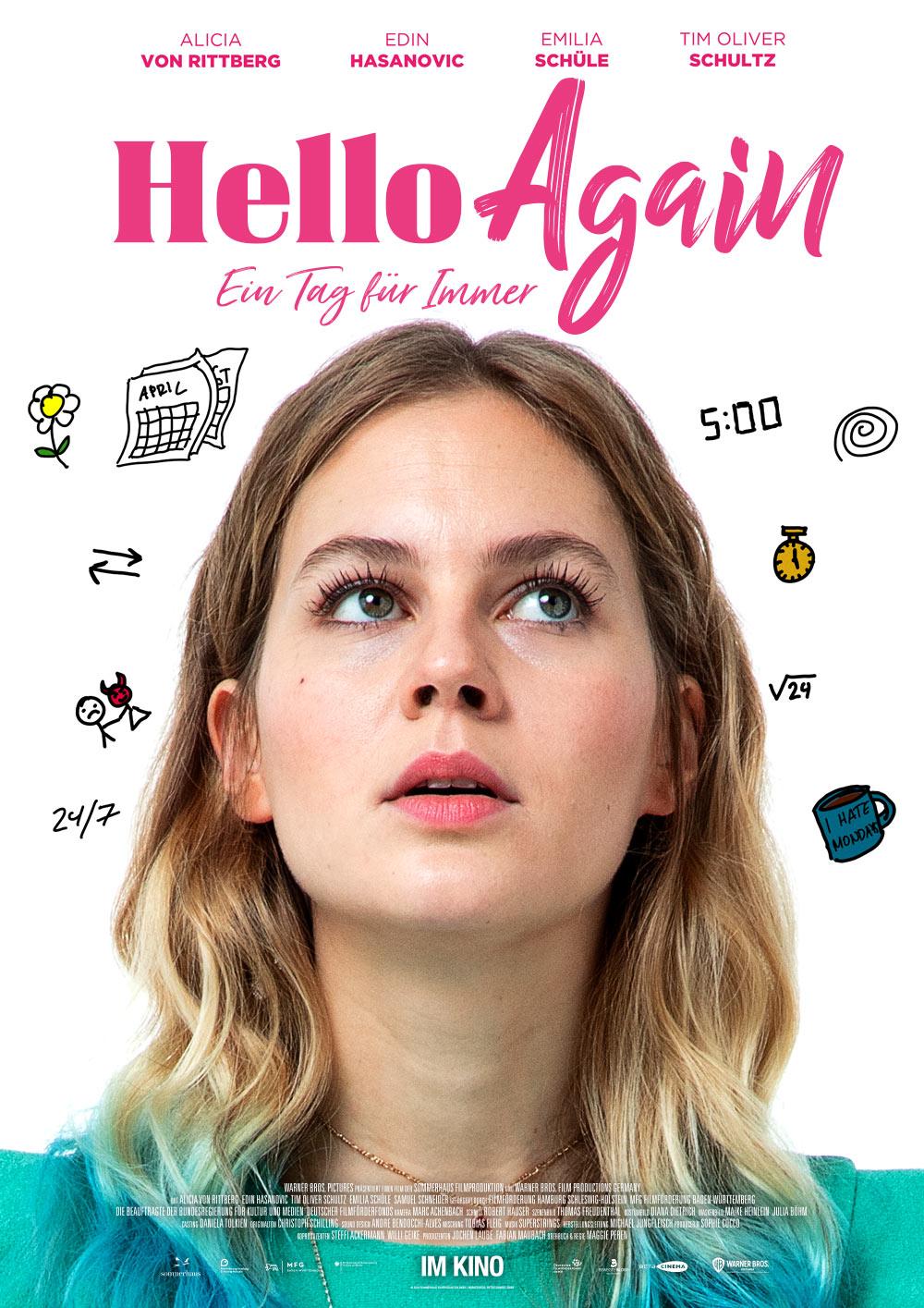 Hello Again - Artwork - Key Visual - Alternative 1