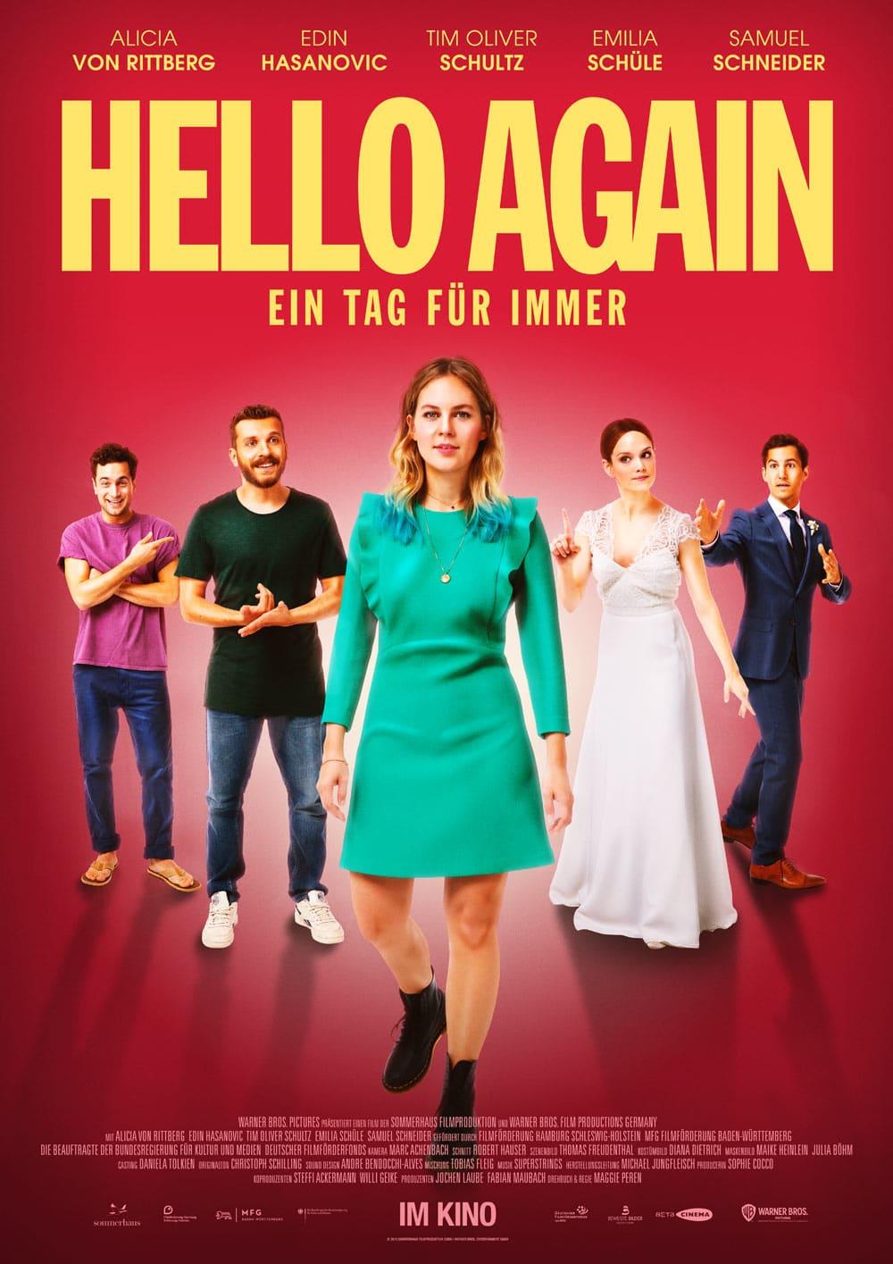 Hello Again - Artwork - Key Visual - Alternative 9