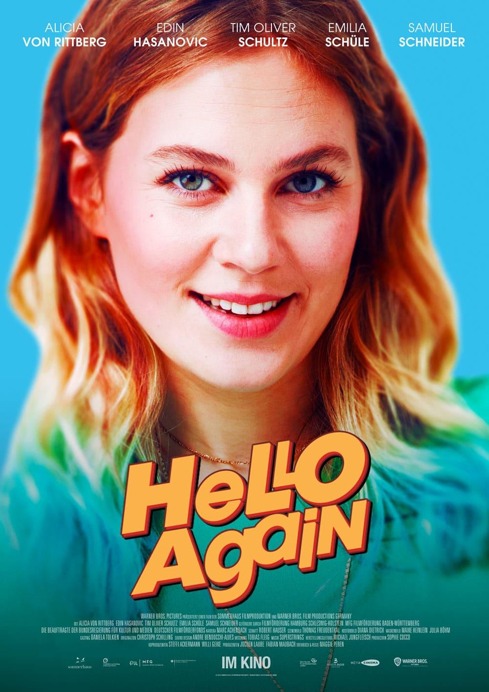 Hello Again - Artwork - Key Visual - Alternative 8