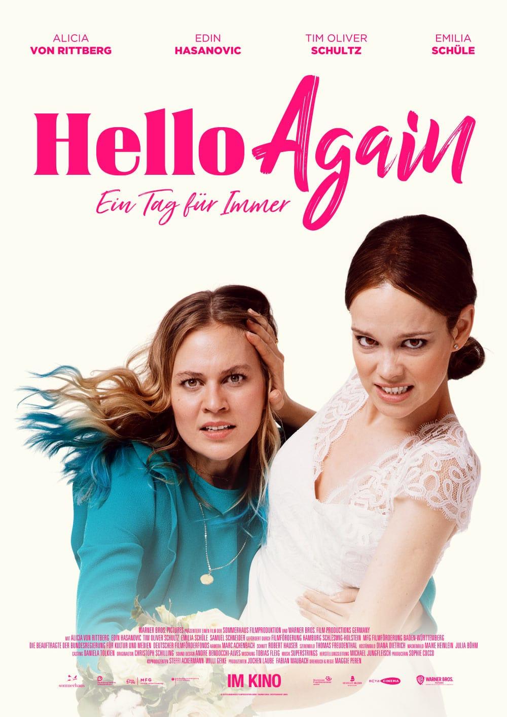 Hello Again - Artwork - Key Visual - Alternative 7
