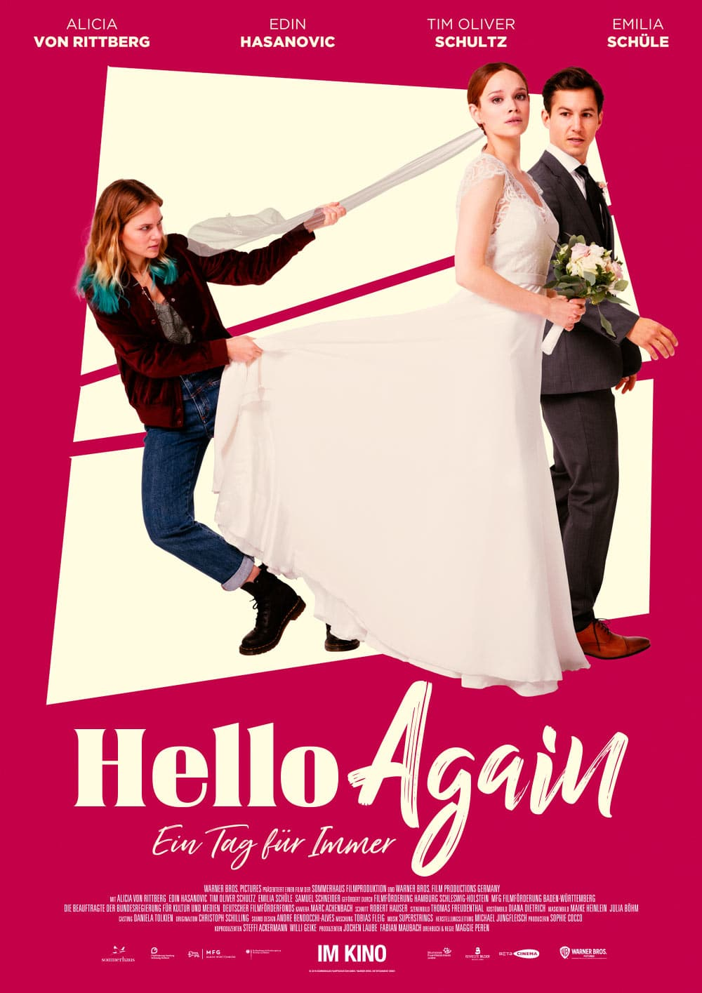 Hello Again - Artwork - Key Visual - Alternative 5