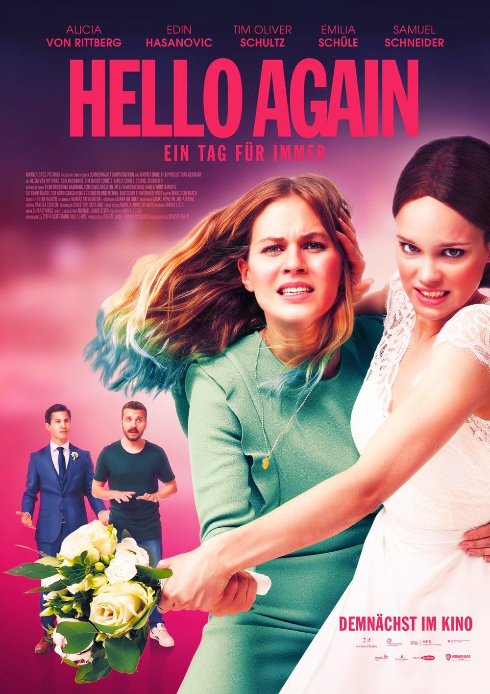 Hello Again - Artwork - Key Visual - Alternative 3