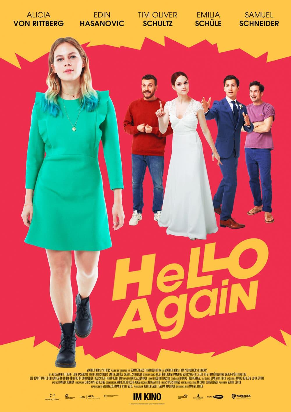 Hello Again - Artwork - Key Visual - Alternative 2
