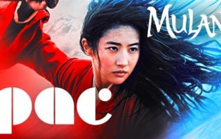 Mulan 2020 - Artwork Analyse - PAC - Poster Art Club