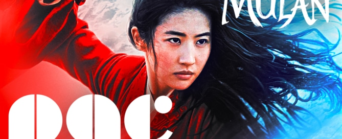 Mulan 2020 - Artwork Analyse - PAC - Poster Art Club