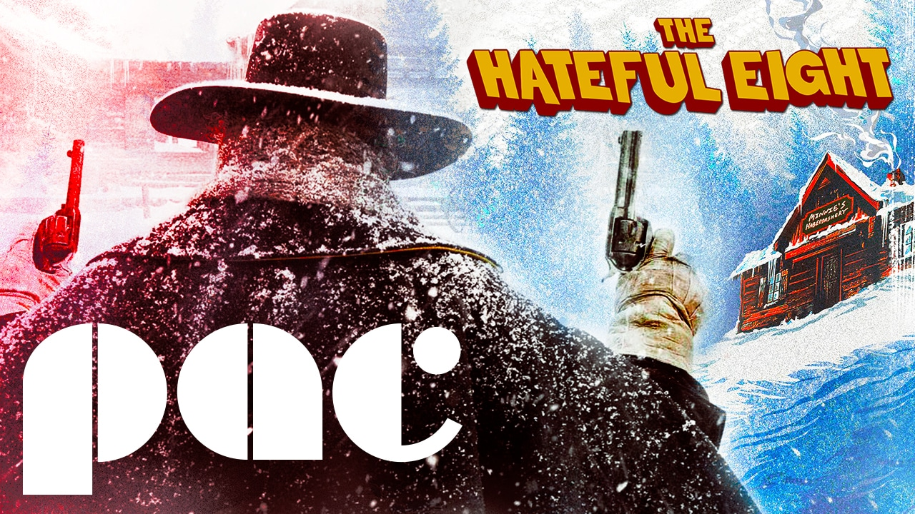 The Hateful Eight - Artwork Analyse - PAC - Poster Art Club