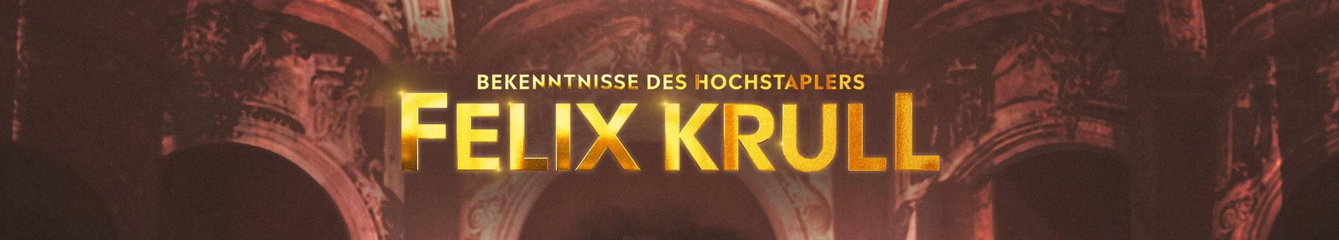 Felix Krull - Artwork - Key Visual - Header