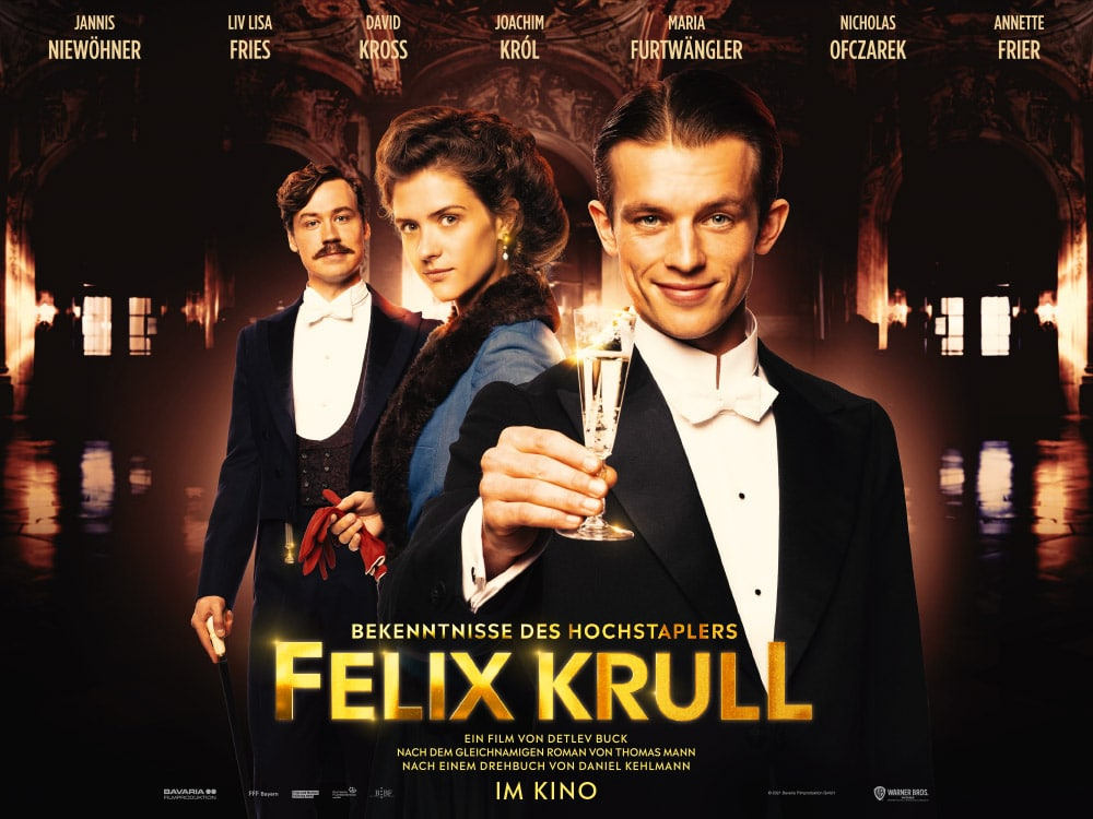 Felix Krull - Artwork - Key Visual - Quad